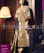Gul Ahmed Fall Winter Collection 2013 for Women 012