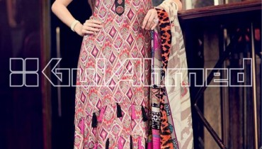 Gul Ahmed Pashmina Shawl Collection 2013 For Women