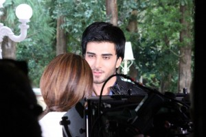 Imran Abbas On the Set Of Creature 09