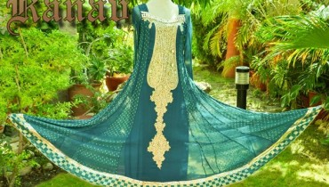 Kanav By Suman Ali Party Wear Collection 2013 For Women 0014