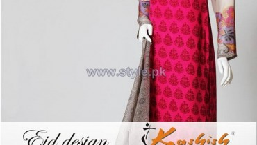 Kashish Eid-Ul-Azha Collection 2013 For Girls5