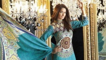 Kiran Komal Winter Collection 2013 by Shabbir Textiles4