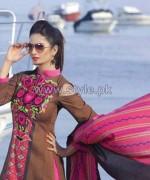 Kiran Komal Winter Dresses 2013 by Shabbir Textiles11