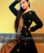 Kokabe's Expressions Eid Ul Azha Collection 2013 For Women 004
