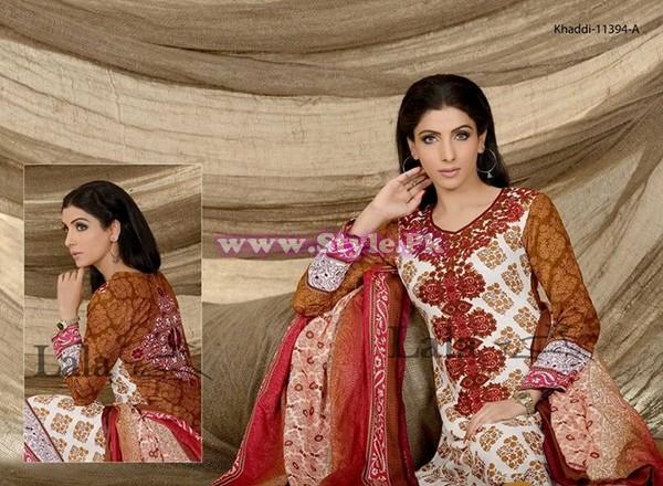 Lala Sana and Samia Khaadi Collection 2013 for Women