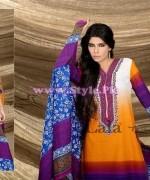 Lala Sana and Samia Khaadi Collection 2013 for Women 006