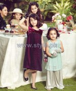 Leisure Club Party Dresses 2013 For Kids1