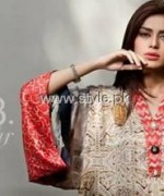Maria B Eid ul Azha Dresses 2013 for Women 010