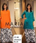Maria B Evening Wear Collection 2013 For Women 001