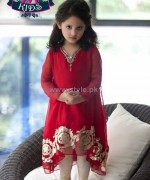 Maria B Party Wear Collection 2013 For Kids4
