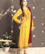 Mausummery Winter Dresses 2013 for Women 002