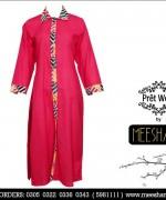 Meeshan Winter Dresses 2013 For Women 001