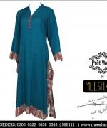 Meeshan Winter Dresses 2013 For Women 0013
