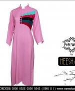 Meeshan Winter Dresses 2013 For Women 003