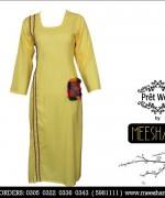Meeshan Winter Dresses 2013 For Women 004