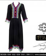 Meeshan Winter Dresses 2013 For Women 007