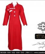 Meeshan Winter Dresses 2013 For Women 011