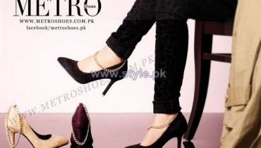 Metro Shoes Winter Collection 2013 For Girls1