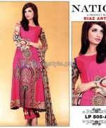 Nation by Riaz Arts Winter Designs 2013 For Girls6