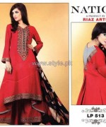 Nation by Riaz Arts Winter Designs 2013 For Women11