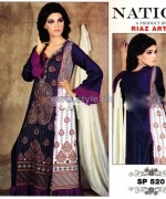 Nation by Riaz Arts Winter Designs 2013 For Women15