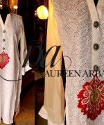 Naureen Arbab Winter Dresses 2013 For Women 002