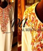 Naureen Arbab Winter Dresses 2013 For Women 006