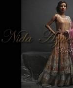 Nida Azwer Bridal Wear Collection 2013 for Women 003