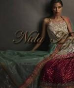 Nida Azwer Bridal Wear Collection 2013 for Women 004