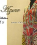 Nida Azwer Eid ul Azha Dresses 2013 for Women 002