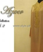 Nida Azwer Eid ul Azha Dresses 2013 for Women 004
