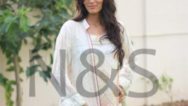 Nida Saba Designs Eid Collection 2013 For Women 5