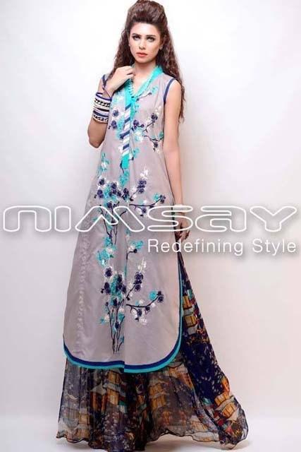 Nimsay Eid-Ul-Azha Collection 2013 For Women