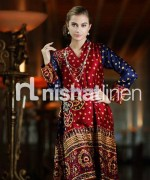 Nishat Linen Pret Wear Collection 2013 For Girls4