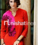 Nishat Linen Pret Wear Collection 2013 For Girls6