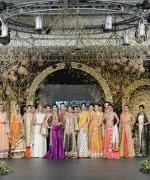 PFDC L'Oreal Paris Bridal Week 2013: Sania Maskatiya