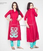 Pinkstich Eid-ul-Adha Collection 2013 for Women 008