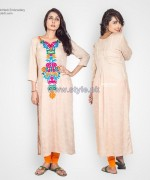 Pinkstich New Dresses 2013 For Eid2