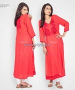 Pinkstich New Dresses 2013 For Eid3