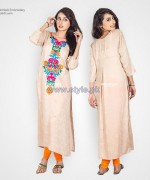 Pinkstich New Dresses 2013 For Eid5
