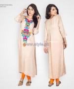 Pinkstich New Dresses 2013 For Eid5