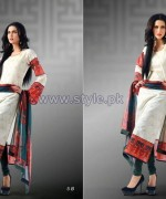 Popular Style Cambric Winter Collection 2013 For Women6