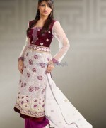 Popular Style Embroidered Dresses 2013 For Girls2