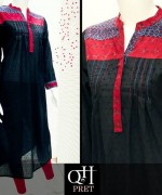 QnH Autumn Dresses 2013 for Women and Girls 003
