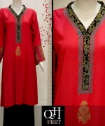 QnH Autumn Dresses 2013 for Women and Girls 009