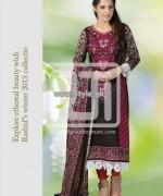Rashid Textiles Khaddar Collection 2013 For Girls 001