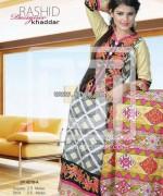 Rashid Textiles Khaddar Collection 2013 For Girls 002