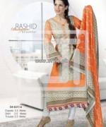 Rashid Textiles Khaddar Collection 2013 For Girls 003