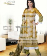 Rashid Textiles Khaddar Collection 2013 For Women 009