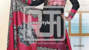 Rashid Textiles Khaddar Collection 2013 For Women 013